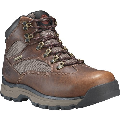 - Timberland Chocorua Trail 2 Mid GTX Boot - Men's Medium Brown Full Grain, 12.0