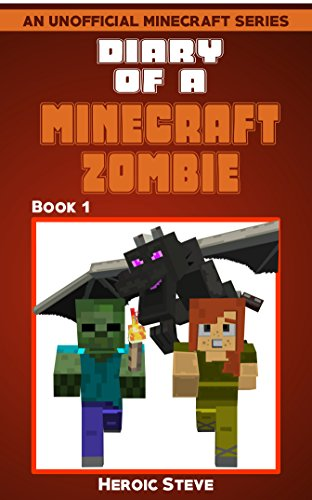 Diary Minecraft Zombie Book Unofficial ebook product image