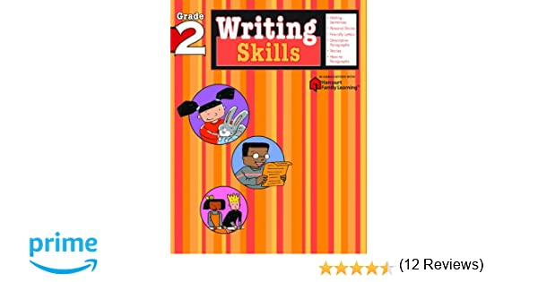 Writing Skills: Grade 2 (Flash Kids Harcourt Family Learning ...