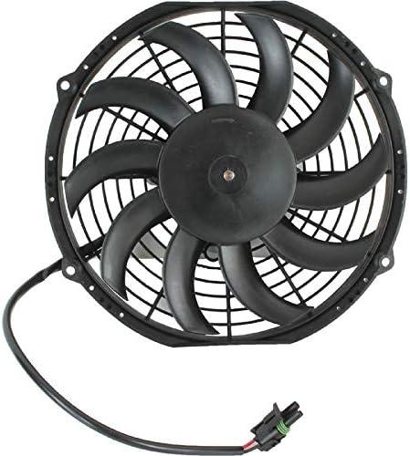 500 Crew 4X4 10-13 4X4 400 Ranger 4X4 6X6 Ranger 500 DB Electrical RFM0022 New Cooling Fan Motor For Polaris 500 Ranger 2X4 05-09 70-1023 2410340 06-13 500 Efi 11-13 04-05 04-07