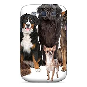 hgfdjhbvb Cynthaskey Fashion Protective Say Cheese Case Cover For Galaxy S3 by hgfdjhbvb