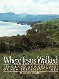 Where Jesus Walked, D. Kelly Ogden, 0875795307