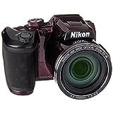 Nikon Coolpix B500 Cámara Digital con Zoom (Morada)