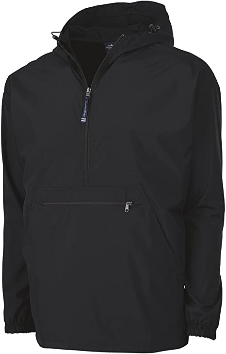 Charles River Apparel Wind & Water-Resistant Pullover