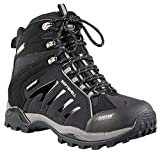 Baffin Men's Zone Snow Boot,Black,12 M US