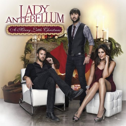 lady antebellum a merry little christmas amazoncom music