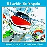 El avión de angela (Spanish Edition)