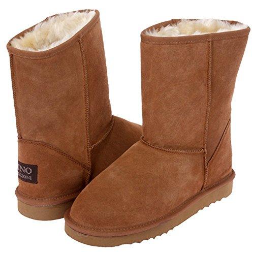 For Chestnut Woman Boots Nino Puccioni wInHqExqv