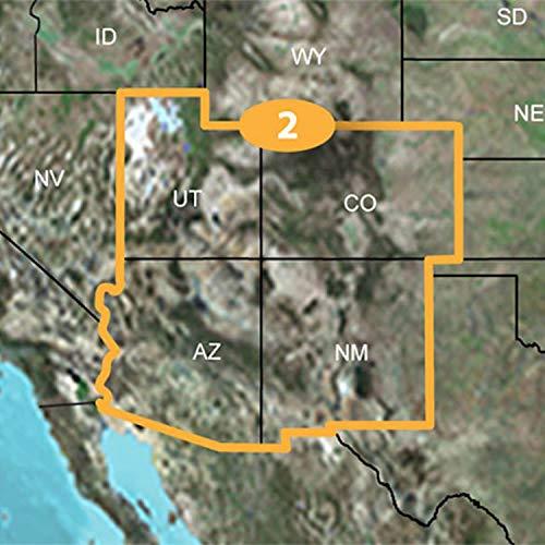 TOPO US 24K Southwest SD Card (Garmin Topo Map Card)