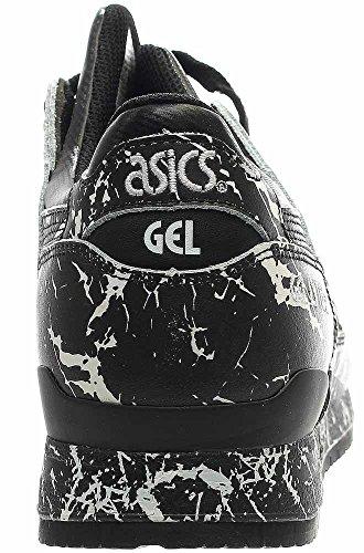 ASICS Herren GEL-Lyte III Retro Sneaker Schwarz Schwarz