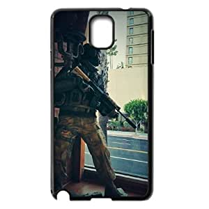 QSWHXN Customized Print Call Of Duty Hard Skin Case Compatible For Samsung Galaxy Note 3 N9000