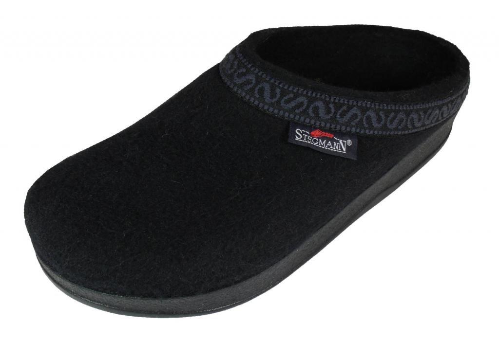 Women's Wool-Flex clog L108p Black sz 11