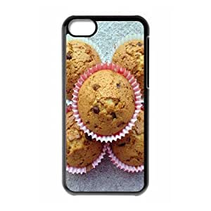Jaffa Cakes iPhone 5c Cell Phone Case Black T4509036
