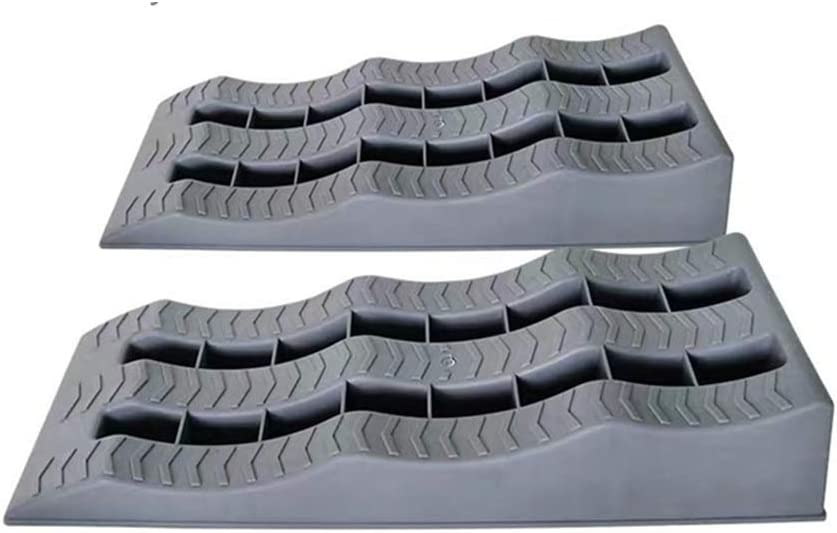Strong Load Bearing Stabilizer on Uneven Ground Suvs Wheel Chocks Fixed Car Tires Off-Road Vehicles And Motorhomes,1 PCS Suitable for Trailers