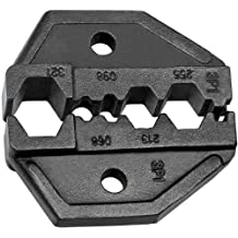 Klein Tools VDV211-041 Die Set for VDV200-010 Hex Crimp RG6/58/59/62 Coaxial Cable Replacement Ratcheting Crimping Frame