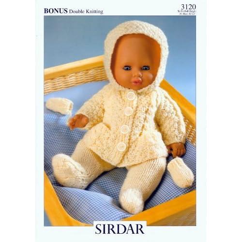 Dolls Patterns Knitting Amazon