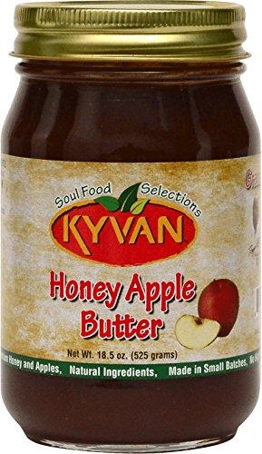 KYVAN Honey Apple Butter - 2 Pack ()