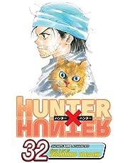 Hunter x Hunter, Vol. 32 (Volume 32)