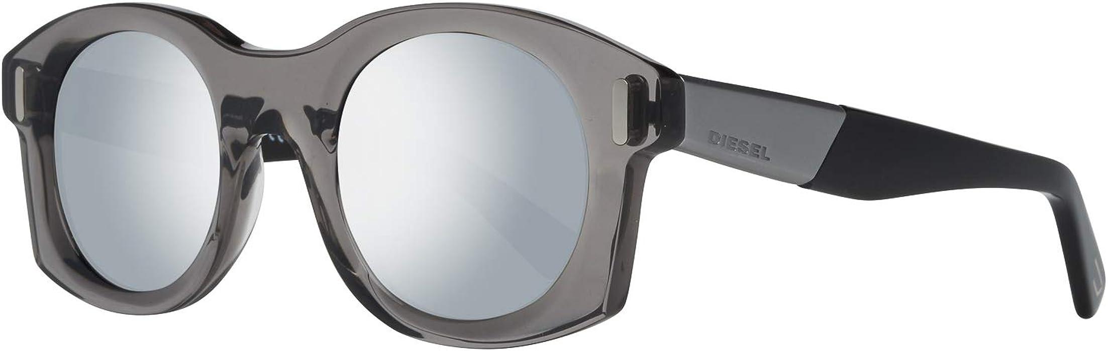 Diesel Unisex adulto Sonnenbrille DL0226 20C 47 Gafas de sol ...