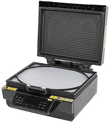 BTIHCEUOT Máquina multifunción de Prensa de Calor 3D, Impresora de ...