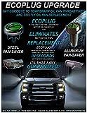 ECO-PLUG - Oil Drain Plug for DAMAGED Aluminum