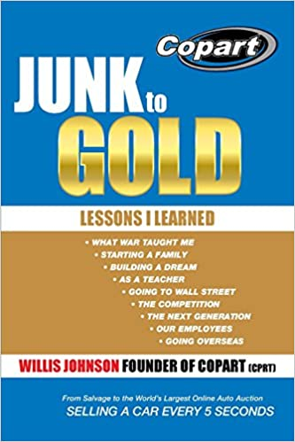 Copart Customer Service Number >> Junk To Gold From Salvage To The World S Largest Online Auto