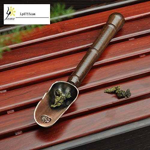 Funnytoday365 Tea Spoon Shovel Sets Accessories Fast Delivery Chinese Style