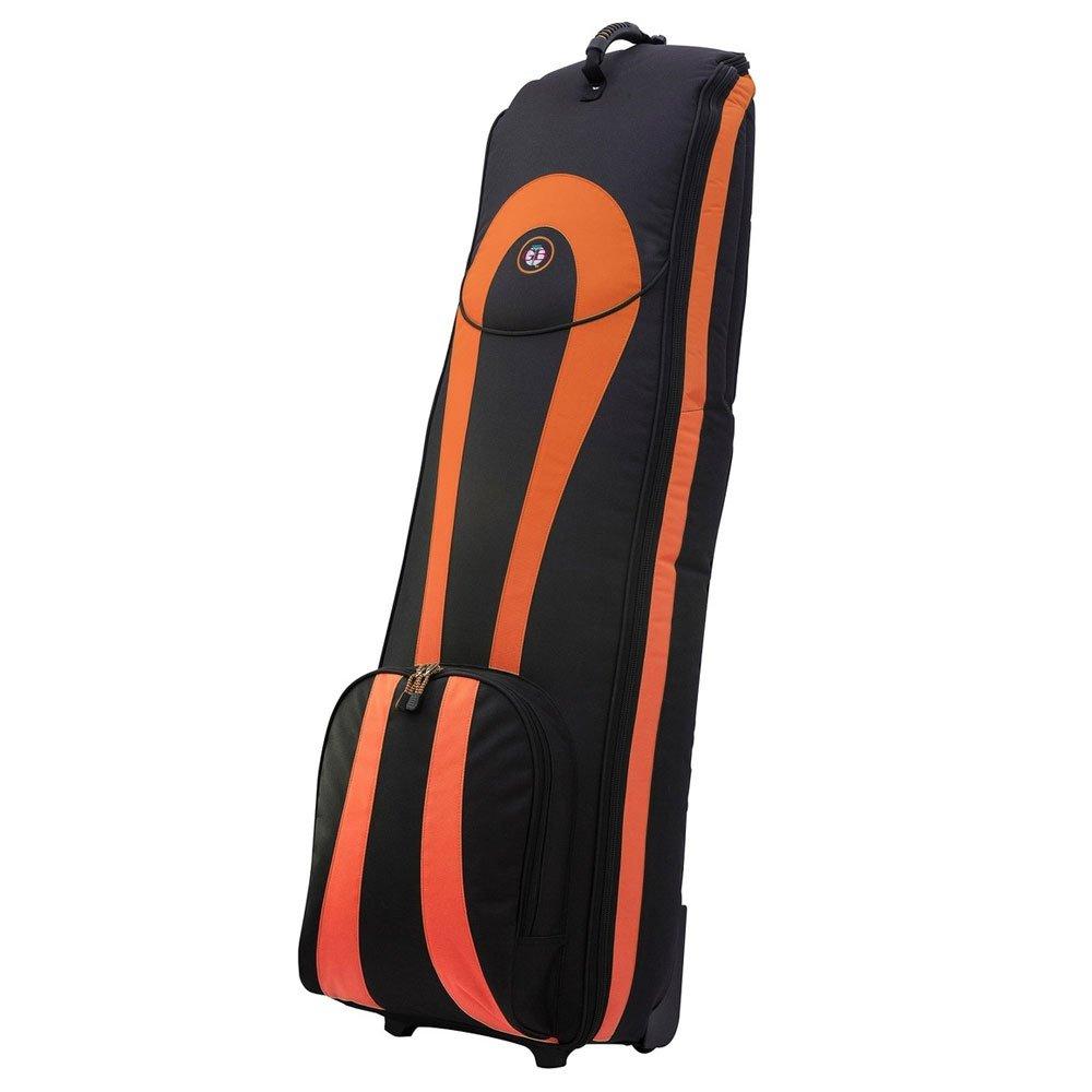 Golf Travel Bags LLC Roadster 5.0ゴルフ旅行バッグ  オレンジ B073S4GTJG