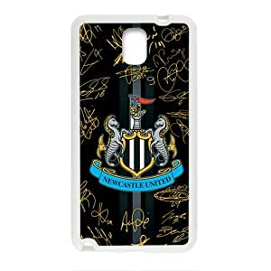 DAZHAHUI Newcastle United F.C Cell Phone Case for Samsung Galaxy Note3