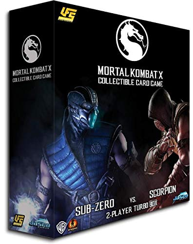 Mortal Kombat X CCG: 2-Player Starter Game