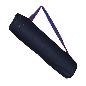 yoge spanda (azul oscuro) Denim Yoga bolsa | bolsillo con ...
