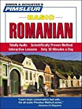 Basic Romanian: Learn to Speak and Understand Romanian with Pimsleur Language Programs [With CD Case] (Simon & Schuster's Pimsleur) by ( 2008 )