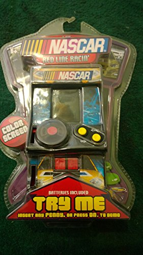 Penny Racer (Nascar Red Line Racer Color LCD Penny Arcade)