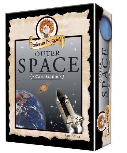 (Professor Noggin's Outer Space - A Educational Trivia Based Card Game For)