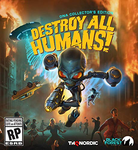 Destroy All Humans! DNA Collector's Edition – PC