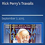 Rick Perry's Travails | Erica Grieder