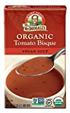Dr. McDougall's Right Foods Chunky Tomato Soup, 17.7-Ounce Boxes (Pack of 6)