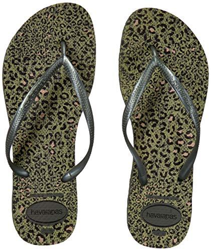 Havaianas Women's Slim Animal Flip Flop Sandal