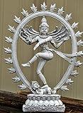 "Lord Natraj Nataraja 13"" Dancing Shiva Statue, Shiv Ganesh, Kali, Laxmi, Hindu Statues"
