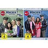 München 7 - Zwei Polizisten und ihre Stadt Staffel 6+7 im Set - Deutsche Originalware [5 DVDs]
