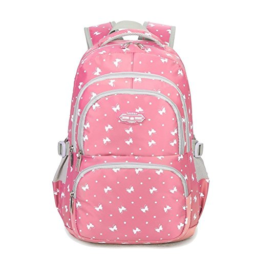 School Backpacks For Girls Kids Elementary School Bags Bookbag Big Student Classics Backpack