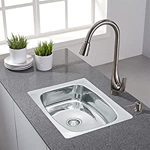 Prestige (24X18X9) Oval Bowl Stainless Steel Vessel Sink(Silver)