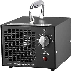 Cutygo Generador de Ozono Comercial - 3500 MG/h   Esterilizador ...