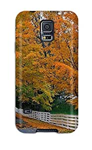 Series Skin Case Cover For Galaxy S5(awesome Fall)