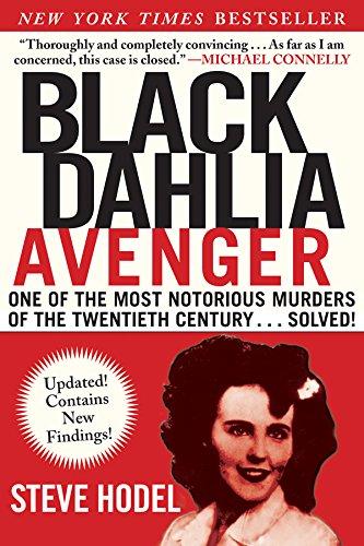Black Dahlia Avenger: A Genius for Murder: The True Story cover