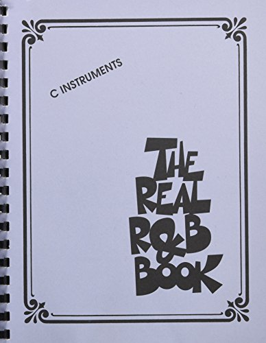 R&b Horn Section - The Real R&B Book: C Instruments (Real Books)