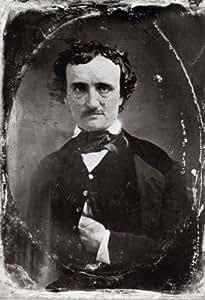 Edgar Allan Poe Poster, Author, Poet, Writer, Romantic Movement