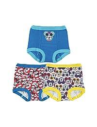 Disney Mickey Mouse - Pantalones de Entrenamiento para niño (3 Unidades)