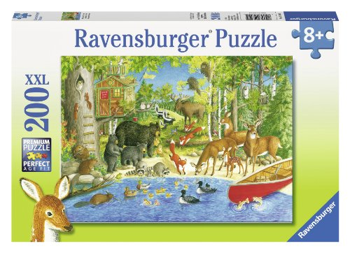 Ravensburger Woodland Friends Puzzle - 150 Puzzle Piece