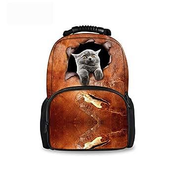 e57e5de86d50 CHAQLIN Cute Felt High School Book Bags Women s Travel Outdoor Daypack